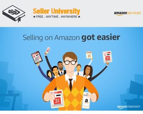 Amazon Seller University