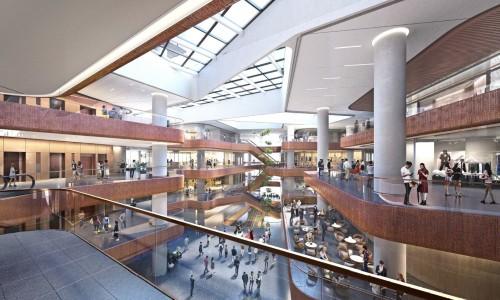 3 Multi storey retail of AIRSIDE