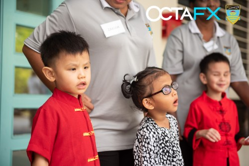 OctaFX rescues a centre for visually impaired children in Penang