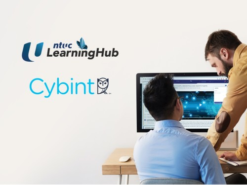 NTUC LearningHub and Cybint Launch Singapore's First Immersive Cybersecurity Bootcamp for Building a Pipeline of Job-Ready Cybersecurity Professionals
