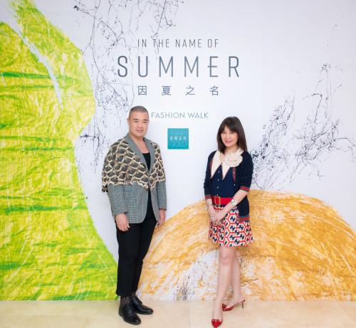 銅鑼灣Fashion Walk銳意拓展期間限定店概念