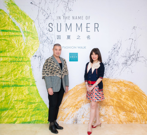 Fashion Walk Actively Evolves Innovative Pop-up Store Concept