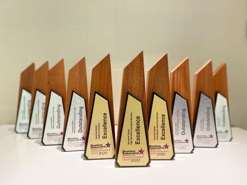 FWD Hong Kong earns host of prestigious awards for focus on community engagement