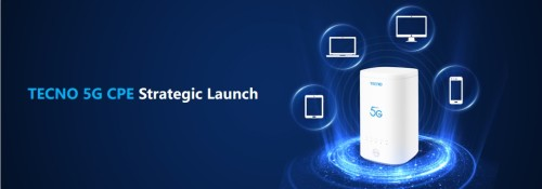 TECNO Debuts AIoT Strategy with Smart Audio and Smart Wearables New Launches, and First 5G CPE with Ultra High Speed at Industry Best Price - Brand Spur