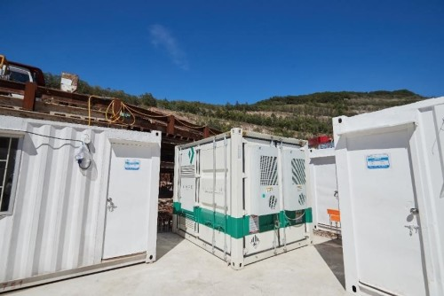 """Chinachem Group first to introduce """"Enertainer"""" to promote clean energy use on construction sites"""