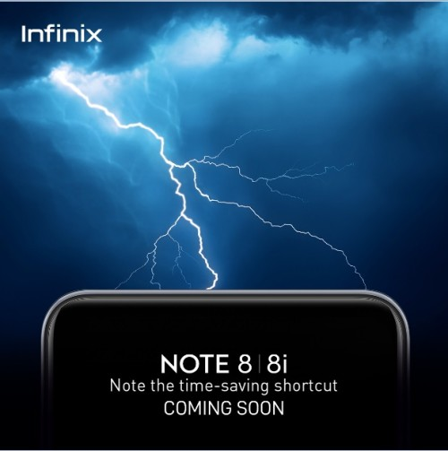 There is a Leaks That Suggest Infinix Is Planning To Launch A Next Generation All Round Elite Phone Under The NOTE Series