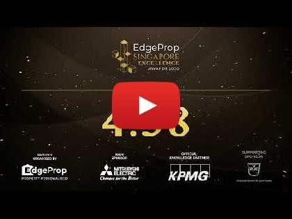 CapitaLand, CDL and UOL clinch top prizes at EdgeProp Excellence Awards 2020