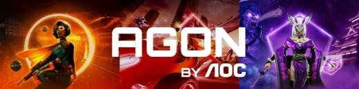<div>'AGON by AOC': a New Gaming Brand Strategy to Inspire Gamers at Every Level</div>