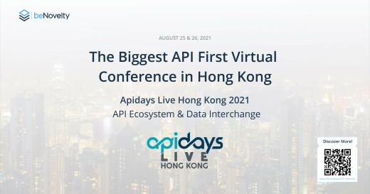 <div>Apidays Hong Kong 2021: Deep Diving the Open API, Open Banking & Data Ecosystem in Hong Kong</div>