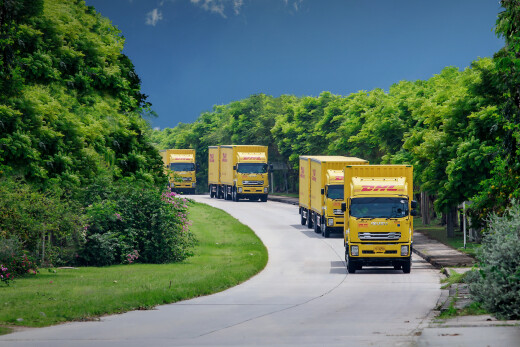 DHL sees surge in road logistics in Southeast Asia