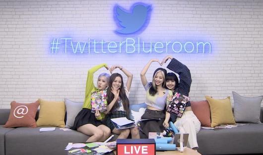 BLACKPINK TwitterBlueroom