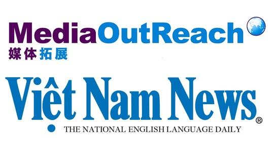 Media OutReach mở rộng phạm vi hoạt động ở Việt Nam qua thỏa thuận hợp tác kinh doanh và cung cấp nội dung độc quyền với Viet Nam News