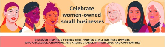 Amazon Singapore empowers women-owned small businesses this International Women's Day