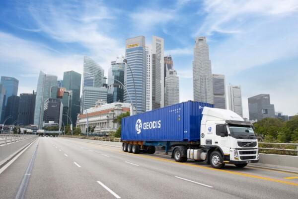 Công ty cung cấp dịch vụ vận tải và logistics GEODIS mở rộng mạng lưới đường bộ ở Đông Nam Á đến Việt Nam