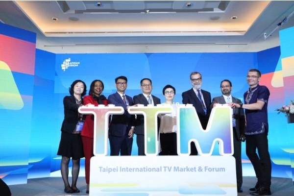 Diễn đàn và Thị trường truyền hình quốc tế Đài Bắc 2019 thu hút 80 đối tác thương mại quốc tế