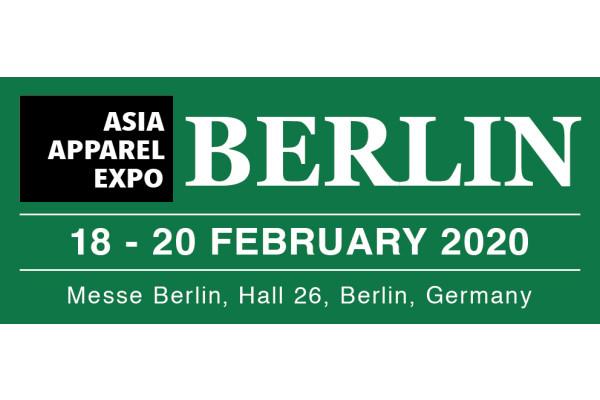 Hội chợ quần áo ASIA APPAREL EXPO sẽ được tổ chức tại Berlin (Đức) từ ngày 18 đến 20/2/2020