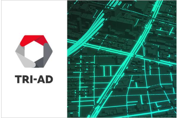 TRI-AD của Toyota thử nghiệm thành công bước đầu việc tạo ra bản đồ HD đường bộ phục vụ cho xe tự hành