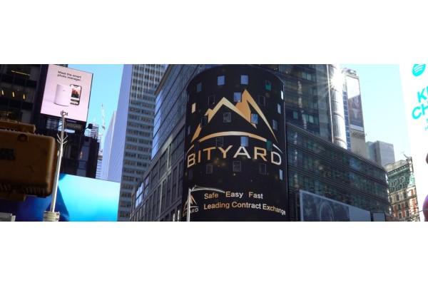 Bityard – nền tảng giao dịch hợp đồng tiền kỹ thuật số chính thức ra mắt