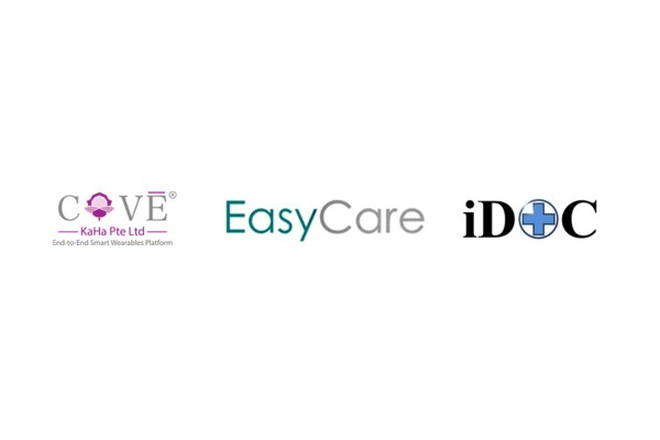 Công ty KaHa phối hợp với EasyCare ra mắt iDOC – giải pháp theo dõi sức khỏe từ xa ở Singapore