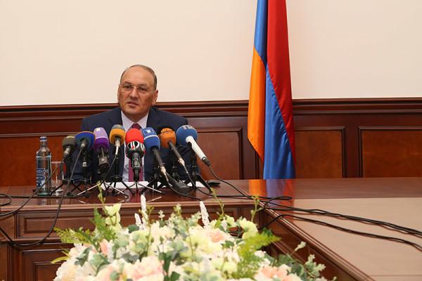 ECHR yêu cầu Chính phủ Armenia có các biện pháp chăm sóc y tế tốt với ông Gagik Khachatryan