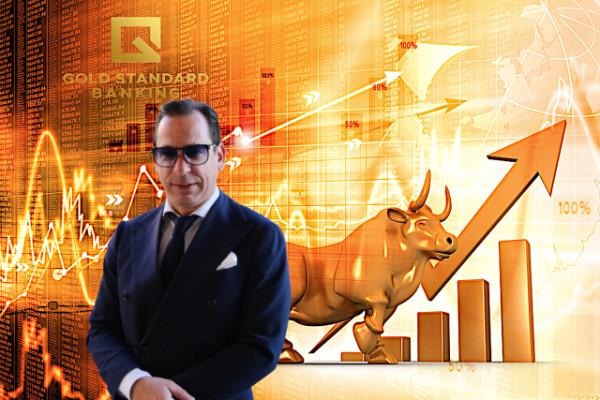 GSB Gold Standard Banking Corporation AG dự báo về diễn biến của giá vàng trong tương lai