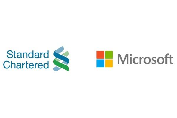 Standard Chartered hợp tác với Microsoft để trở thành ngân hàng đám mây đầu tiên trên thế giới