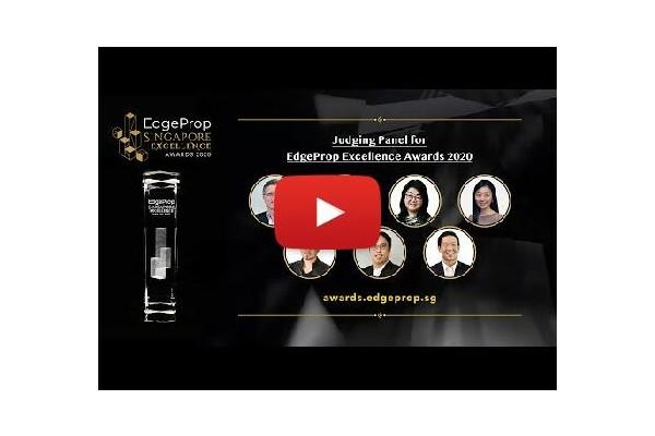 Lễ trao Giải EdgeProp Excellence Awards sẽ được thực hiện theo hình thức ảo vào ngày 29/10/2020