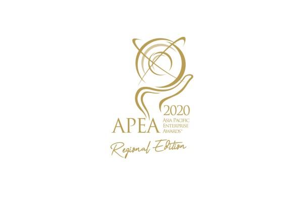 Bà Christine Hau, đồng sáng lập của Lead8 được vinh danh tại Lễ trao Giải thưởng APEA 2020