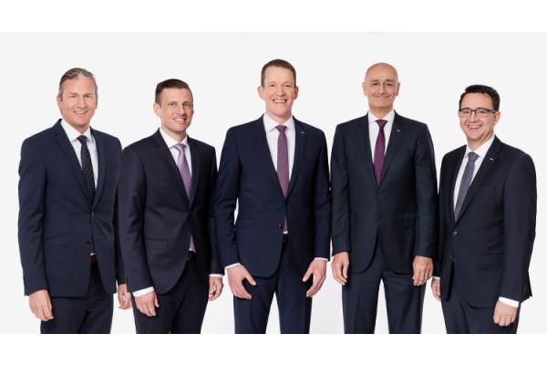 Ông Burkhard Eling đảm đương chức vụ CEO của Công ty logistics Dachser (Đức) từ ngày 1/1/2021