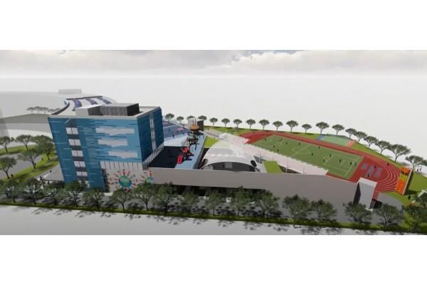 Trường quốc tế One World xây dựng cơ sở mới tại Punggol có thể tiếp nhận 1.500 học sinh