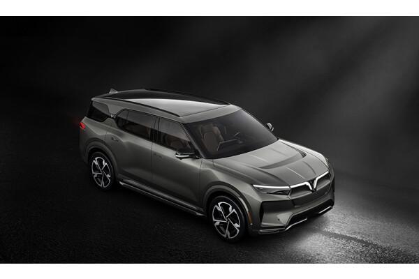Công ty VinFast công bố 3 mẫu xe điện SUV tự lái mới, sử dụng trí tuệ nhân tạo với các tính năng thông minh
