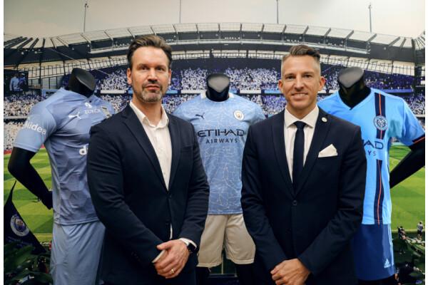 Tập đoàn Midea mở rộng quan hệ đối tác toàn cầu với City Football Group (Vương quốc Anh)