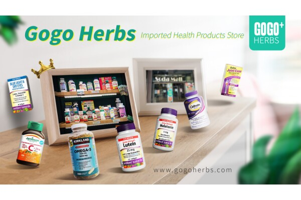 Gogo Herbs sử dụng mô hình thương mại đa dạng để bán các thực phẩm chức năng ở Hồng Kông
