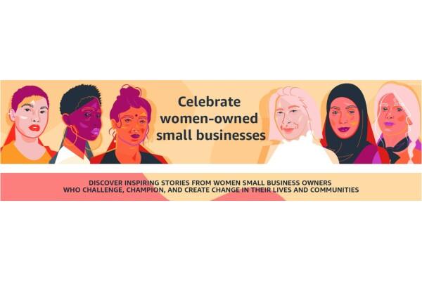 Amazon Singapore mở cửa hàng riêng trong 4 tuần để giới thiệu sản phẩm của 12 công ty do phụ nữ làm chủ