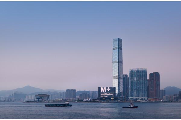 Tòa nhà M+: Bảo tàng về văn hóa thị giác đương đại ở châu Á sẽ mở cửa vào cuối năm 2021 tại Hồng Kông