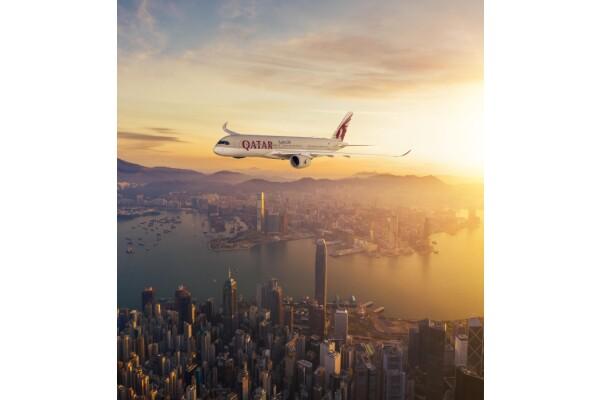 Qatar Airways khai trương dịch vụ vận chuyển phà đường biển-hàng không từ Thâm Quyến đến Hồng Kông