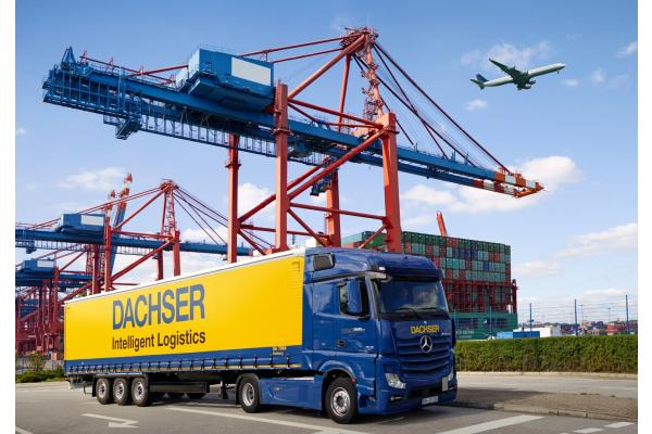 Năm 2020, doanh thu thuần hợp nhất của Dachser đạt 5,61 tỷ EUR, giảm 0,9% so với năm 2019