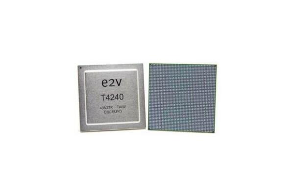 Bộ vi xử lý đa lõi T4240 của Teledyne e2v có thể sử dụng trong lĩnh vực quốc phòng, điện tử hàng không, vũ trụ