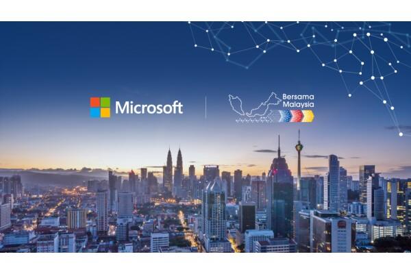 Microsoft sẽ xây dựng khu vực trung tâm dữ liệu đầu tiên tại Malaysia nhằm thúc đẩy chuyển đổi kỹ thuật số