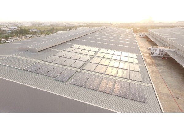 DHL Supply Chain đầu tư 1,2 triệu USD để lắp đặt các tấm pin mặt trời tại cơ sở logistics ở Thái Lan
