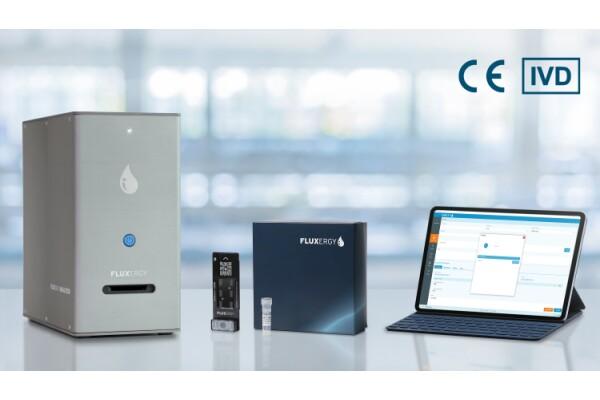 Bộ xét nghiệm COVID-19 RT PCR CE-IVD của Fluxergy (Mỹ) được phê duyệt để sử dụng ở thị trường EU