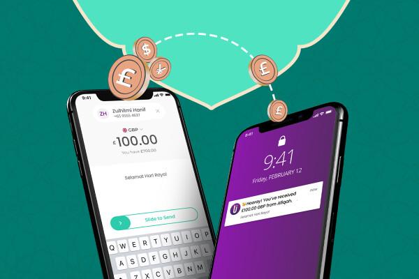Mức chuyển tiền do ví di động YouTrip thực hiện dự kiến tăng gấp 10 lần trong dịp lễ hội Hari Raya Aidilfitri