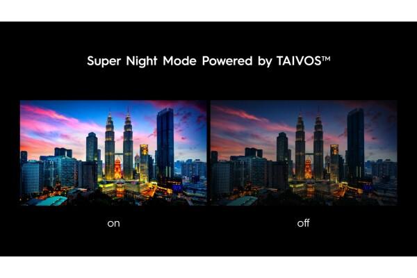TECNO TAIVOS ™ Lab: Cách thức xử lý tín hiệu và hình ảnh AI tạo ra bức ảnh tự sướng tuyệt vời nhất