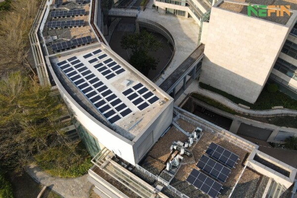 NEFIN Group được Cyberport chọn để thực hiện dự án điện mặt trời tạo ra 66.000 kWh điện mỗi năm
