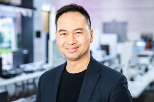 Tiến sĩ Joseph Wong sẽ đảm nhiệm chức Giám đốc điều hành Trung tâm Thiết kế Hồng Kông (HKDC) từ ngày 1/7