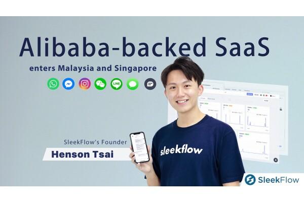 SleekFlow huy động được hàng triệu RM từ Gobi (Trung Quốc) để mở rộng địa bàn hoạt động ở Đông Nam Á