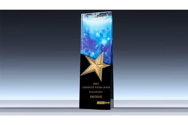 Công ty GEODIS được vinh danh với Giải thưởng Dịch vụ Logistics xuất sắc của Lenovo tại châu Mỹ