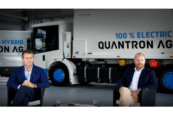 Ev Dynamics hoán đổi cổ phần với Quantron (Đức) để đẩy mạnh sản xuất xe điện, vươn ra thị trường châu Âu