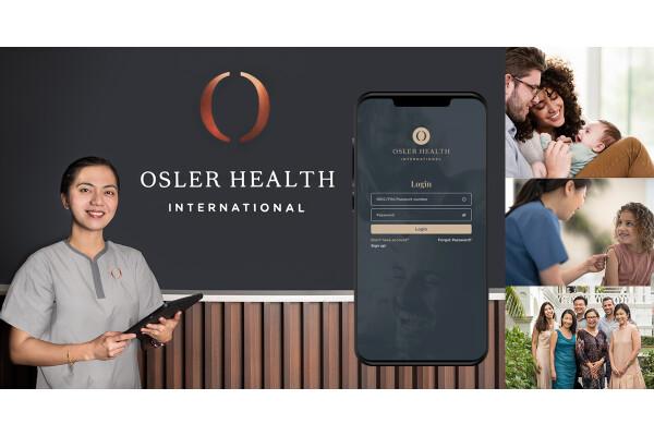 Osler Health International ra mắt ứng dụng myOslerHealth để cải thiện việc truy cập dữ liệu y tế