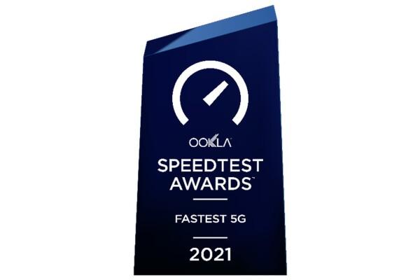China Mobile Hong Kong (CMHK) được Ookla® trao Giải thưởng Mạng 5G nhanh nhất tại Hồng Kông